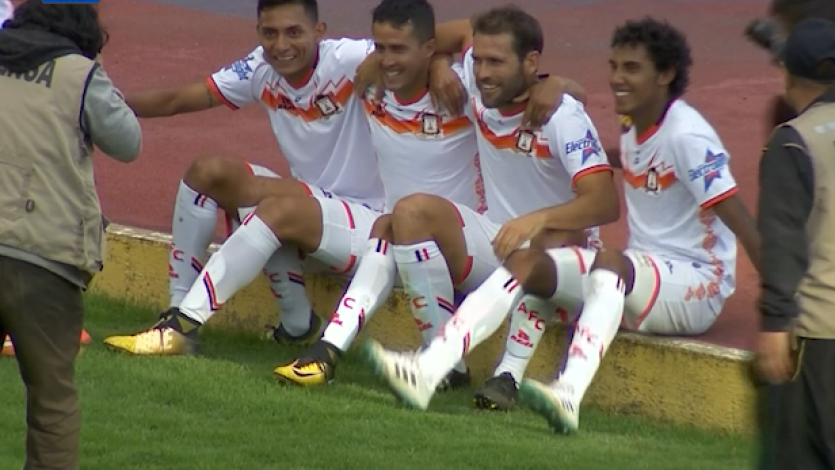 EN VIVO por GOLPERU: Ayacucho FC 2-1 UTC