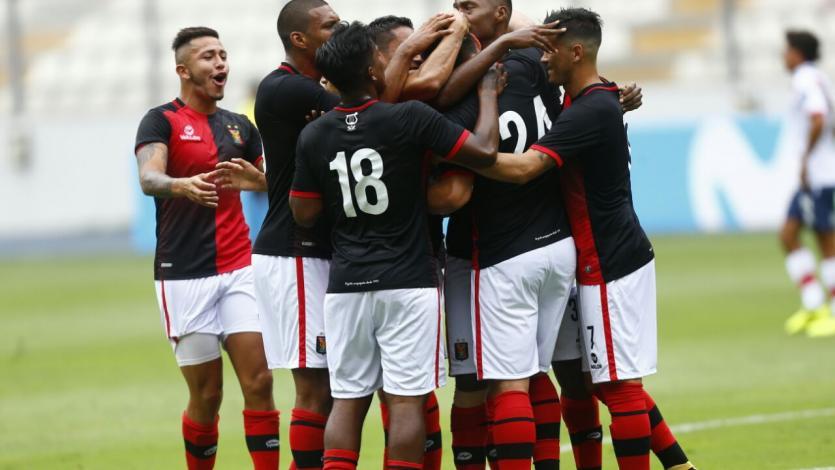 FBC Melgar sumó su primer triunfo ante Deportivo Municipal