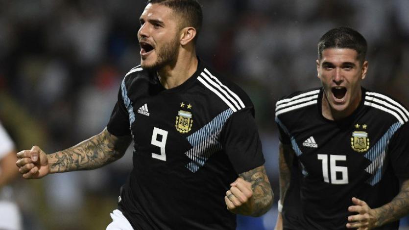 Argentina superó 2-0 a México en el último partido de Lionel Scaloni como interino