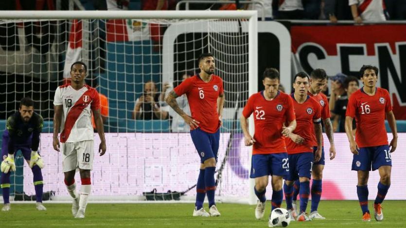 OFICIAL: Chile anunció que no jugará amistoso contra Perú
