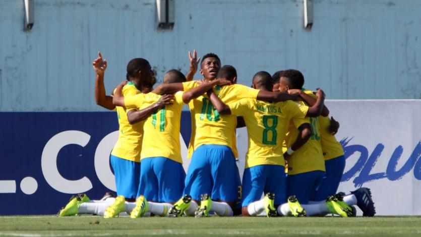 Sudamericano Sub20: Brasil superó a Bolivia por 1-0 y clasificó al hexagonal final