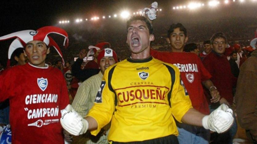 Óscar Ibáñez recordó el título de Cienciano en la Sudamericana y dejó un mensaje para las nuevas generaciones