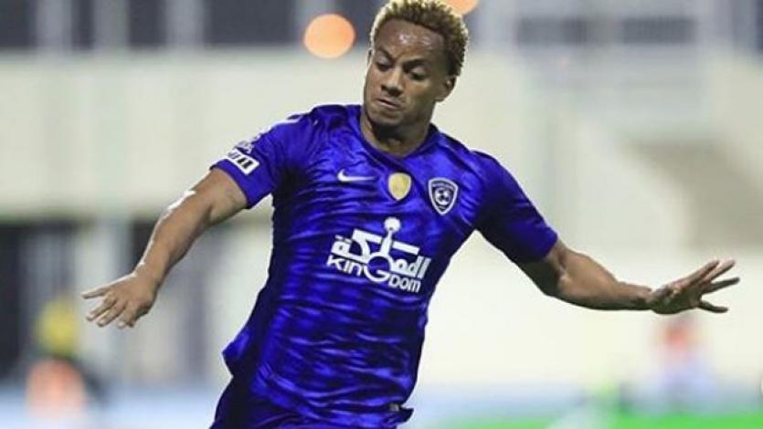 Con André Carrillo, Al-Hilal igualó 1-1 ante Al-Wehda