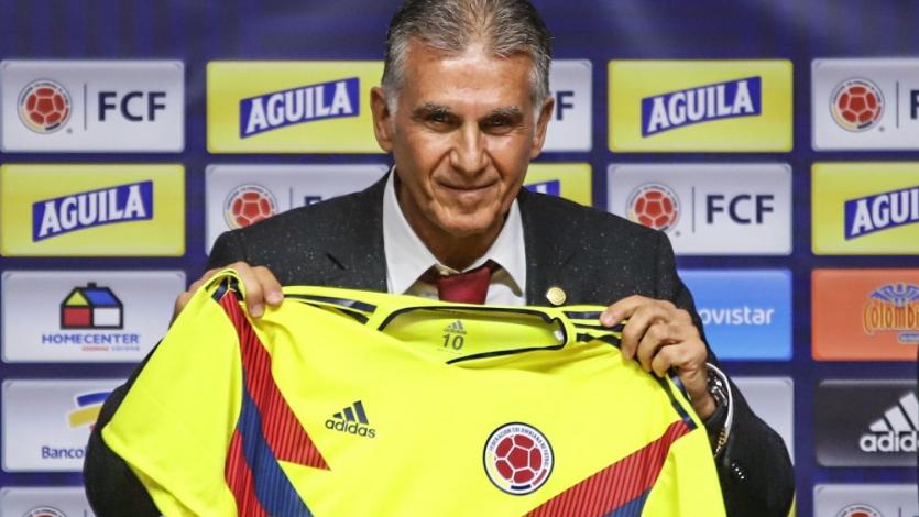 Oficial: Carlos Queiroz es nuevo entrenador de Colombia