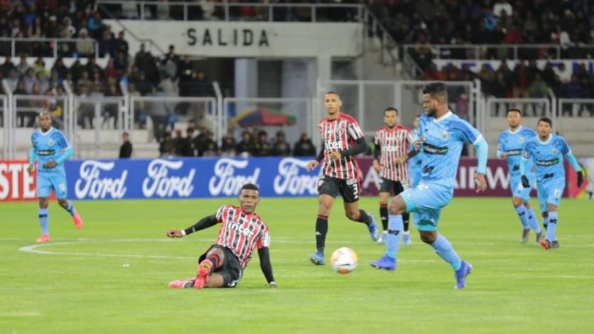 Copa Libertadores: Deportivo Binacional jugará de local en Lima y no en Juliaca