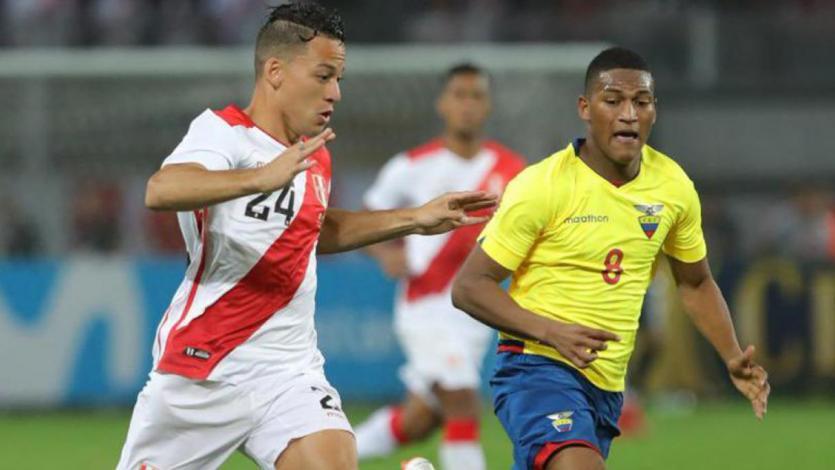 Cristian Benavente y su deseo de jugar la próxima Copa América: