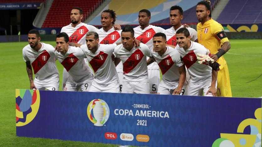 Copa América: Perú supera en efectividad de pases a todas las selecciones del torneo