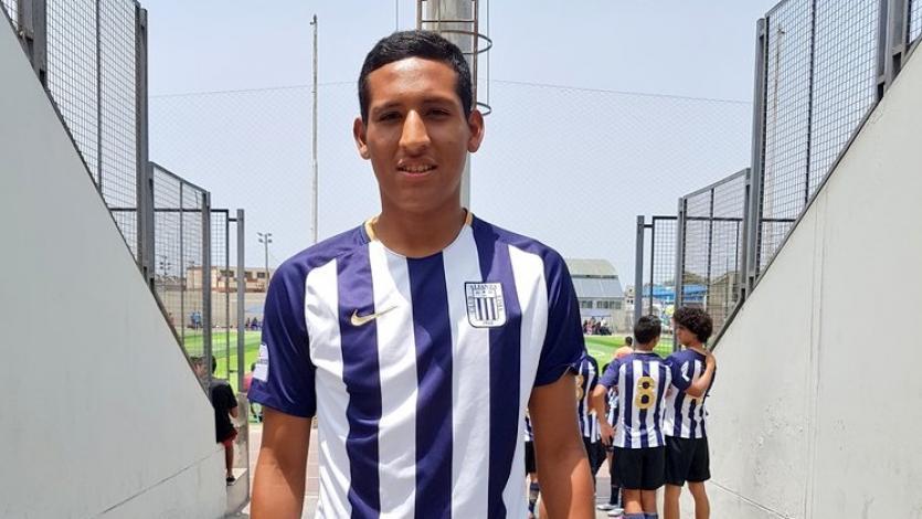 Juvenil de Alianza Lima pasará pruebas en el Real Oviedo de España