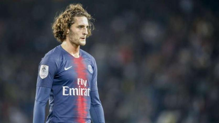PSG le pone precio a Adrien Rabiot