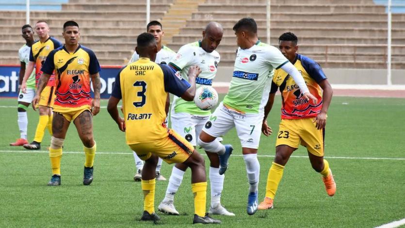 Liga2: Pirata FC igualó 1-1 ante Sport Chavelines por la fecha 6 (VIDEO)