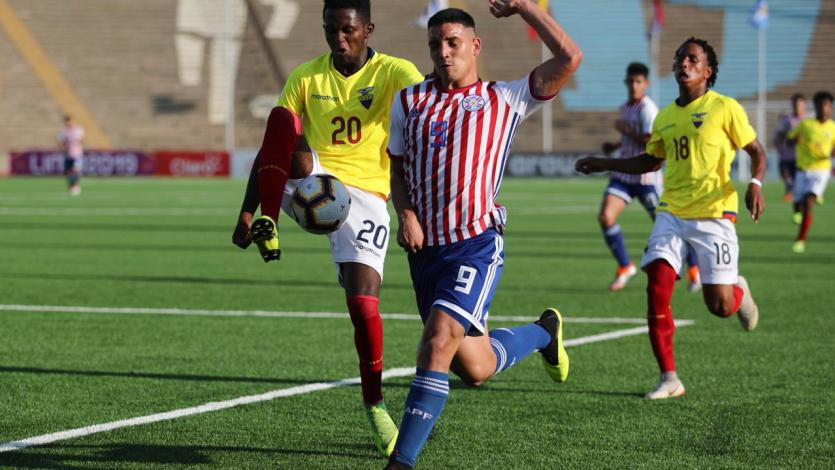 Sudamericano Sub 17: Paraguay y Ecuador no se sacaron diferencias