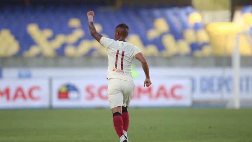 ¿Roberto Siucho rumbo al fútbol chino?