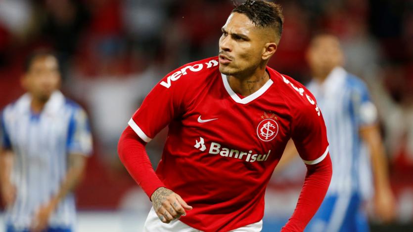 Copa Libertadores: con Paolo Guerrero, Internacional visita a Nacional por los octavos de final