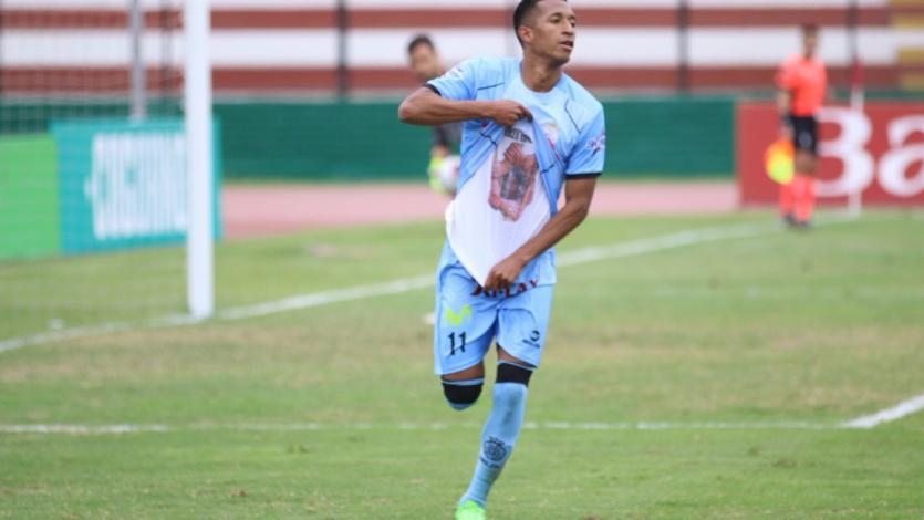 Jhonny Vidales le da el triunfo a Real Garcilaso sobre Cantolao