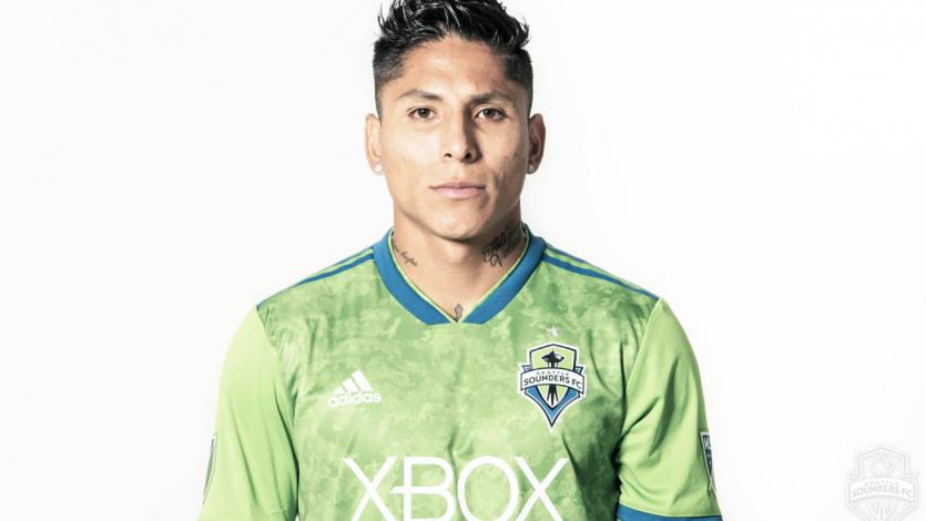 Raúl Ruidíaz fue presentado oficialmente en Seattle Sounders