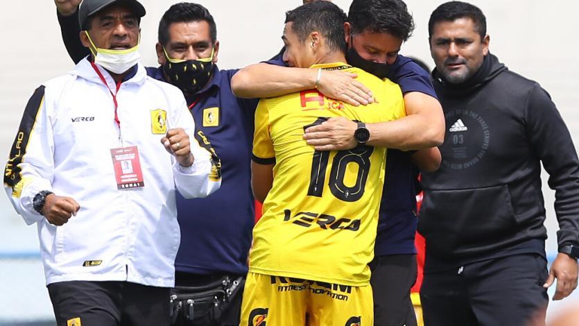Liga1 Betsson: Academia Cantolao venció 2-1 a Sport Boys en el Alberto Gallardo (VIDEO)