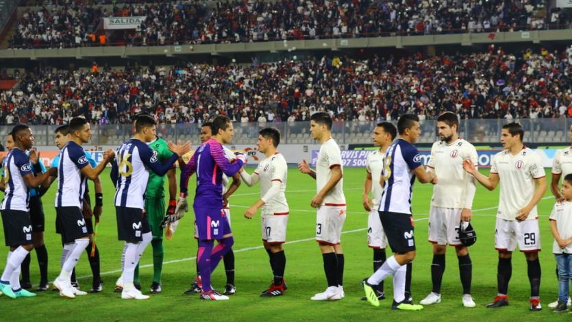 Se agotaron las entradas para el clásico entre Alianza Lima y Universitario