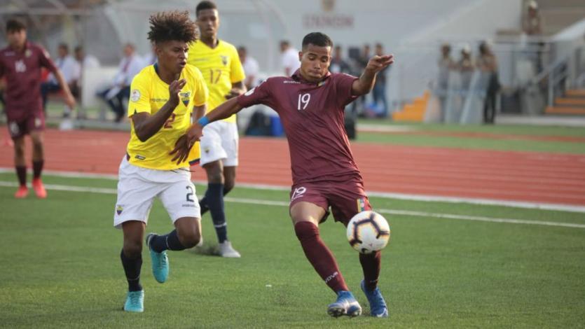Sudamericano Sub 17 Perú 2019: Ecuador igualó 1-1 con Venezuela en el primer partido