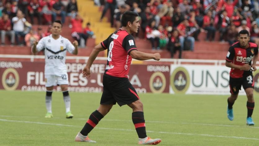 FBC Melgar se impuso sobre Academia Cantolao y clasificó a la Copa Sudamericana