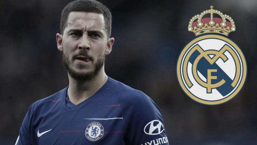 Real Madrid ofreció 82 millones de euros por Eden Hazard y Chelsea hizo esto