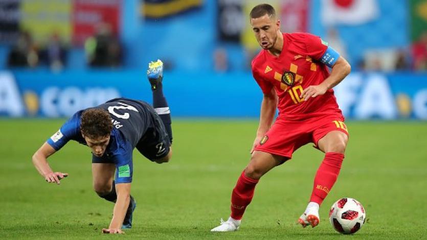 Eden Hazard: