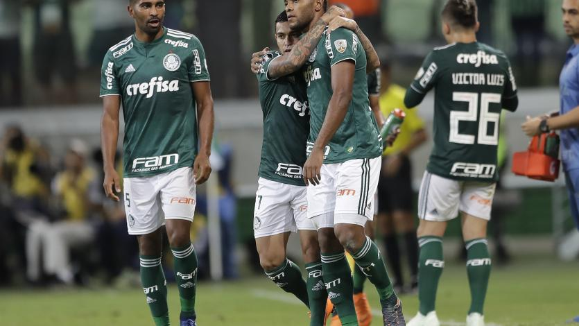 Copa Libertadores: Palmeiras venció a Junior y lo dejó fuera del certamen continental
