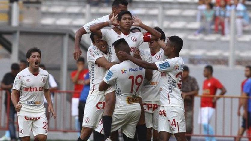 Liga1 Movistar: la 'chalaca' de Edison Flores que le dio el Apertura a Universitario (VIDEO)