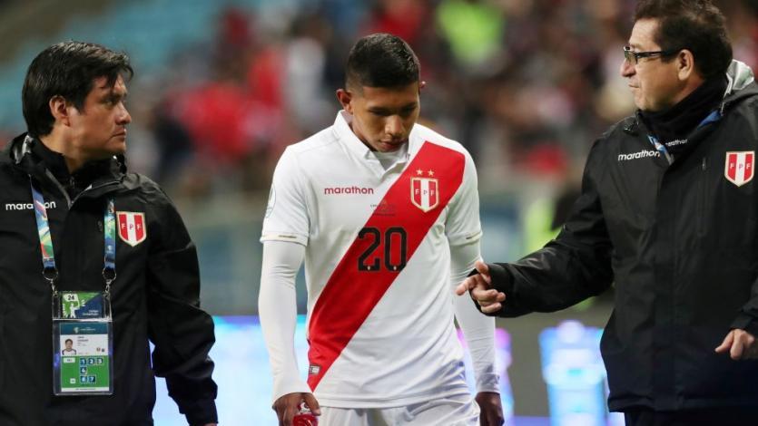 Perú vs Brasil: Edison Flores es duda en la bicolor a pocas horas de la final de la Copa América