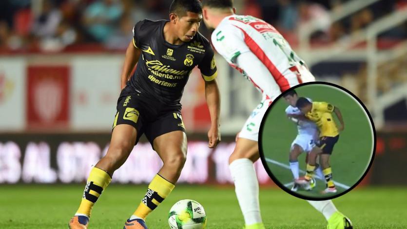 Morelia vs Lobos BUAP: Edison Flores dio asistencia de lujo por la huacha que terminó en gol (VIDEO)