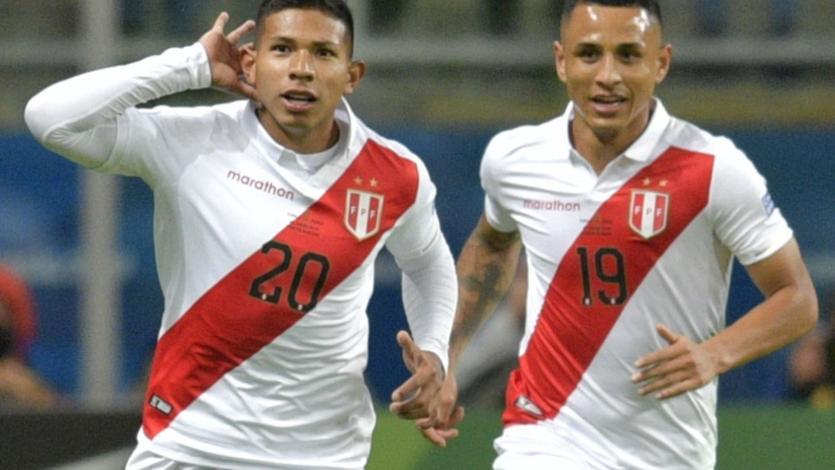 Edison Flores confesó que si era convocado por el Ejercito Peruano