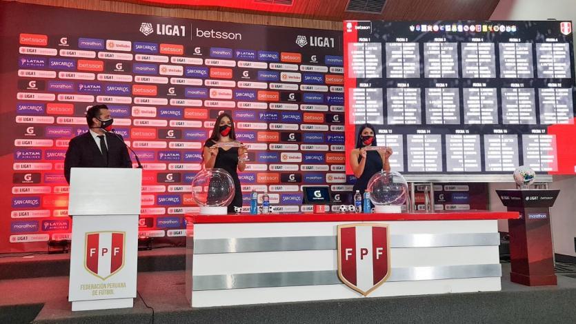 Liga1 Betsson: así quedó el fixture de la Fase 2