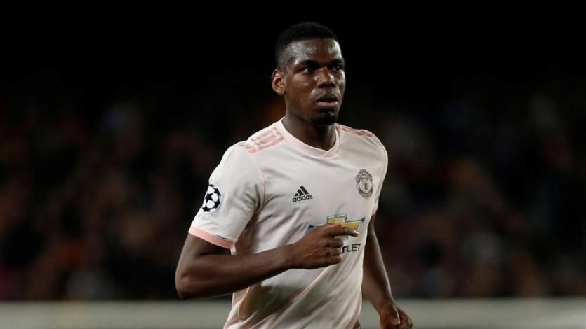 Pogba busca nuevos retos lejos del Manchester United