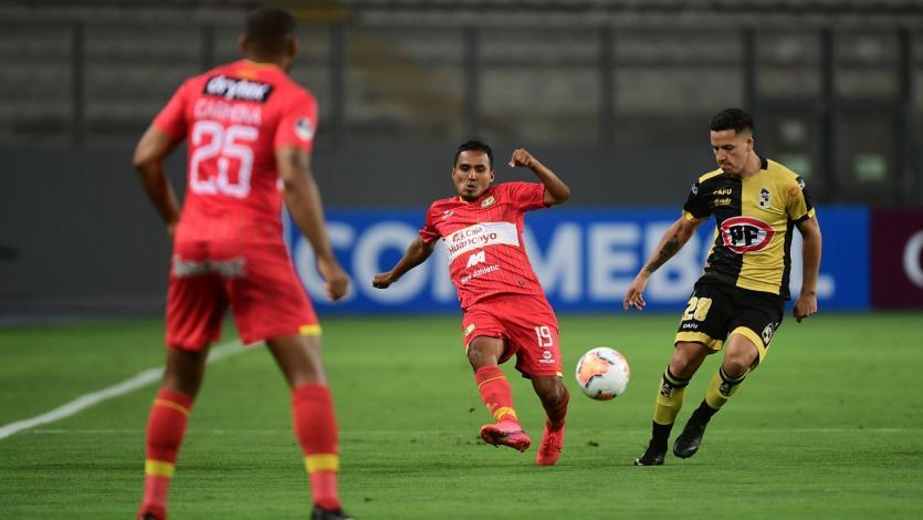 Copa Sudamericana: Sport Huancayo cayó 2-0 ante Coquimbo Unido y quedó eliminado