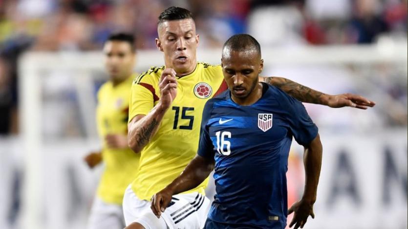 EEUU perdió con Colombia antes de enfrentar a Perú