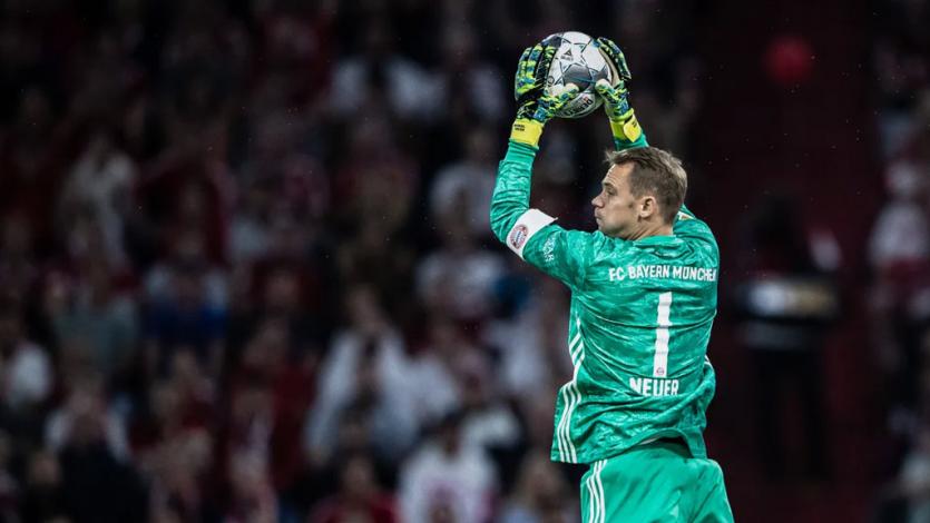Bayern Múnich: Manuel Neuer extiende su contrato hasta el 2023