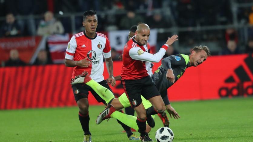Copa de Holanda: Renato Tapia y Feyenoord vencieron al PSV