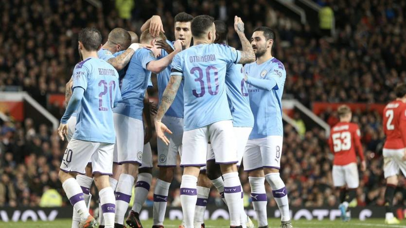 EFL Cup: Manchester City sacó ventaja frente al Manchester United en las semifinales (VIDEO)