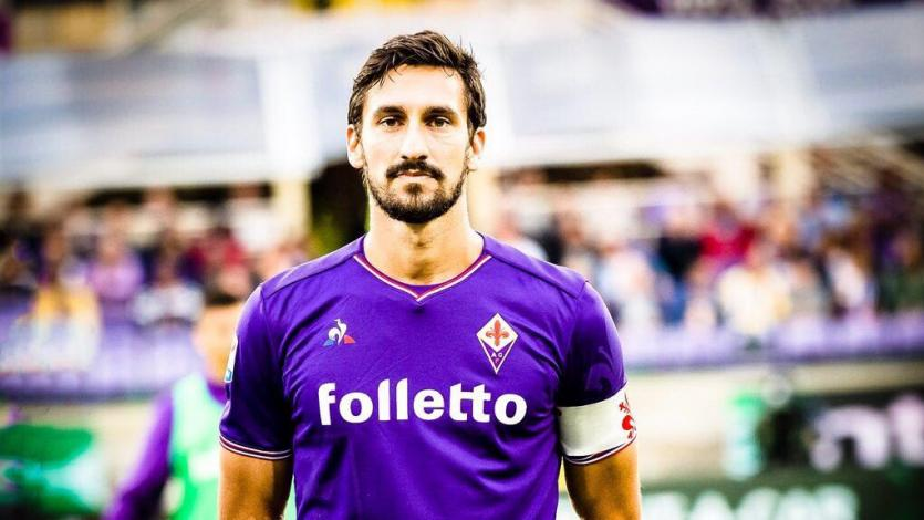 El fútbol de luto: falleció el capitán de la Fiorentina