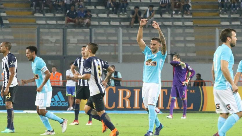 Emanuel Herrera le dio el triunfo a Cristal sobre Alianza Lima (3-0)
