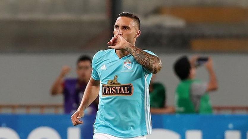 Sporting Cristal: Emanuel Herrera volvió a jugar después de casi 7 meses
