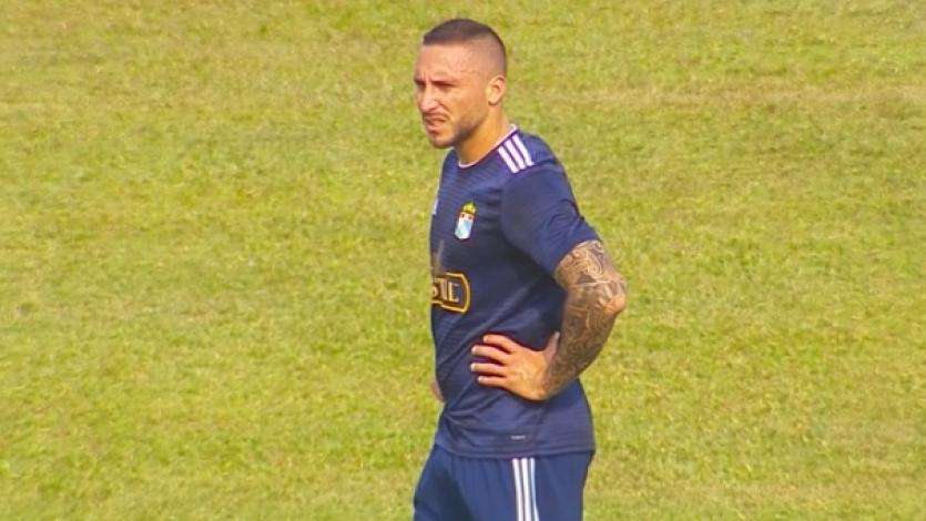 Emanuel Herrera rompió su récord personal de goles en una sola temporada