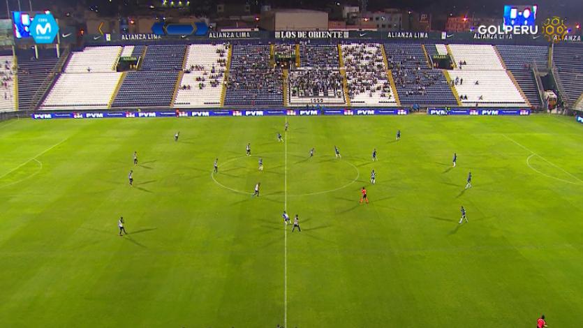 EN VIVO por GOLPERU: Alianza Lima 0-0 UTC