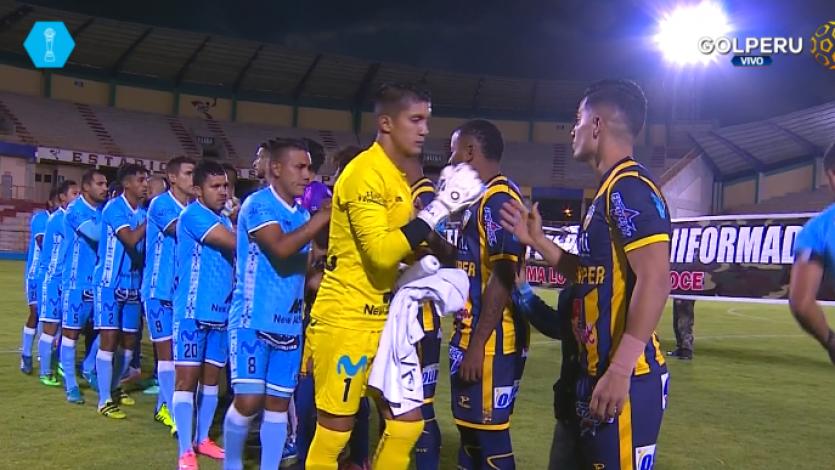 EN VIVO por GOLPERU: Sport Rosario 0-2 Deportivo Binacional