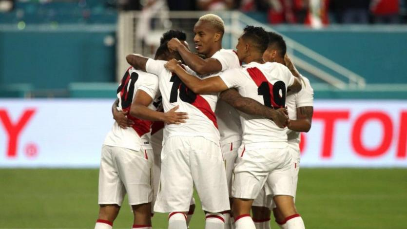 EN VIVO: Selección Peruana 3-0 Arabia Saudita