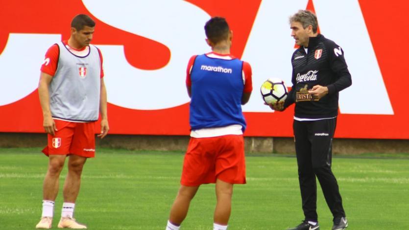 Selección Peruana: Así entrenó la Blanquirroja en su segundo día