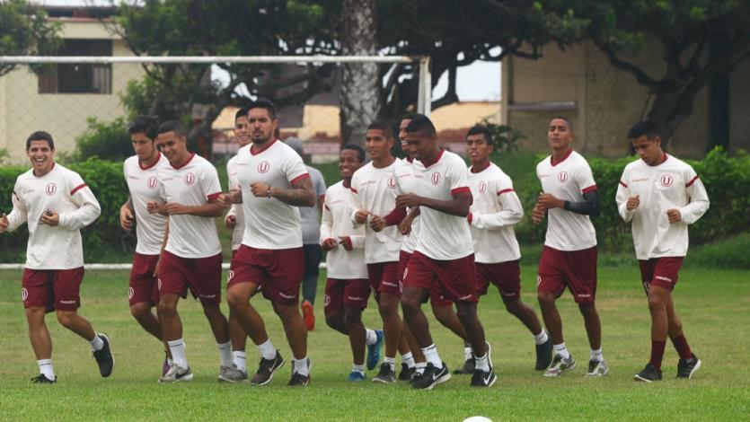 Universitario de Deportes retomó los entrenamientos de cara a la octava fecha del Torneo de Verano