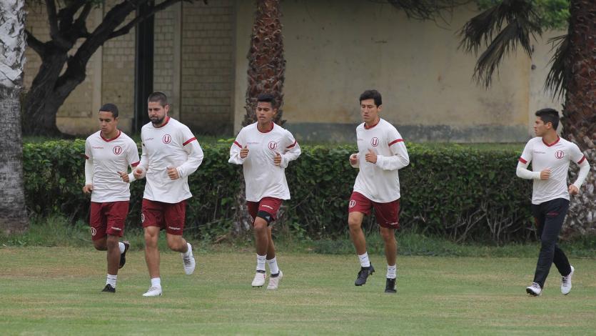 Universitario de Deportes retomó los entrenamientos con miras a la cuarta fecha del Torneo Clausura