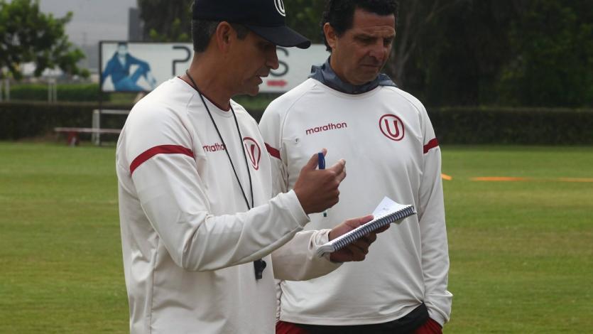 Universitario de Deportes retomó sus entrenamientos bajo la dirección de Javier Chirinos