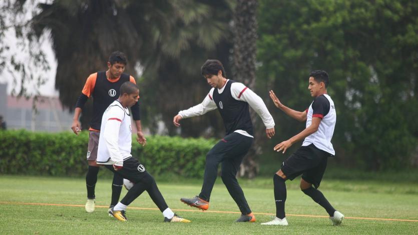 Universitario de Deportes retomó sus entrenamientos de cara a la cuarta fecha del Torneo Apertura