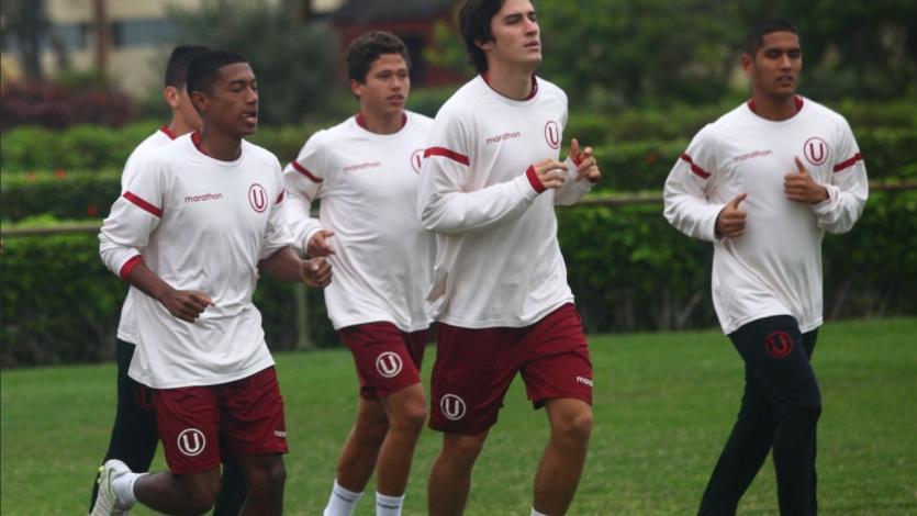 Universitario de Deportes quedó preparado para el partido ante Sport Boys